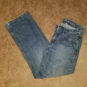 American Eagle Low Rise Boot jeans size 29/32